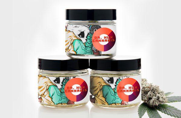 Child-Resistant Glass Jars
