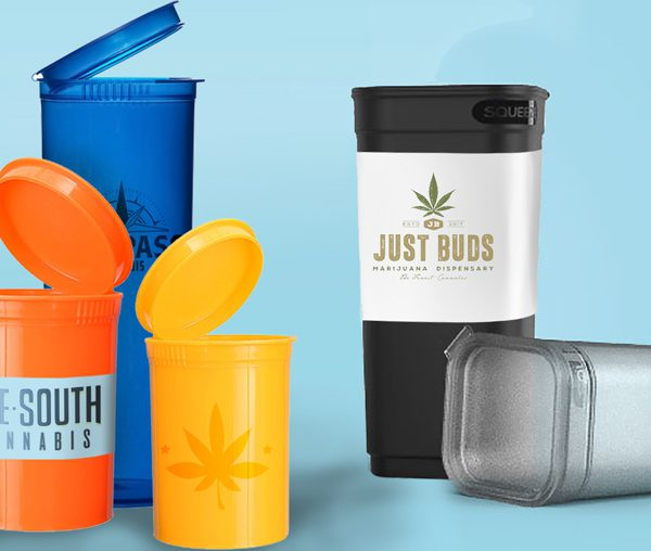 Pop-Top Containers