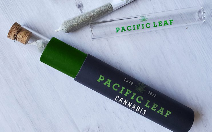 Paper Pre-Roll Tubes